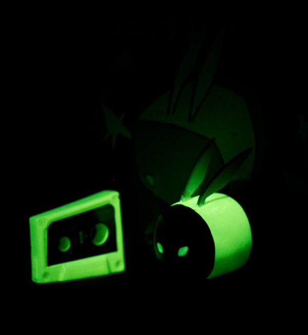 GlowInTheDarkBee